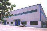 Construcción de acero del almacén del panel Al-Magnesio-Manganeso