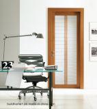 Ungiftige natürliche festes Holz-Tür des Innenraum-100%