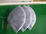 De de automatische Ultrasone Klem van de Neus van het Masker van Vouwen en Machine van het Masker van de Machine van het Lassen Earloop (hoofdtype)