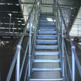 Kundenspezifische Metallspitzengeländer für Treppe