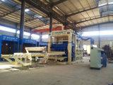 Macchina per fabbricare i mattoni automatica del blocchetto della cenere volatile di Qt10-15D ostruire formazione della macchina