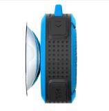 2017 lecteurs de musique imperméables à l'eau de haut-parleur de Bluetooth de vente chaude/instrument de cadeaux/radio extérieure