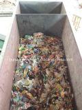 Sistema e plástico de recicl do frasco do animal de estimação que lavam recicl a máquina