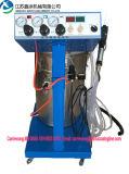 Máquina de capa doble del polvo del indicador digital