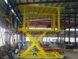 2ガレージのための水平なAdelomorphous駐車上昇