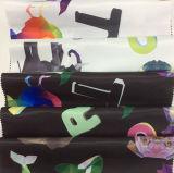 Digital gedrucktes Polyester-Satin-Gewebe für Kleid und Hauptgewebe
