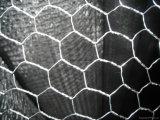 織り方の六角形の網の前に電流を通される
