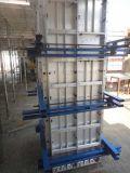 Système en aluminium de coffrage pour la colonne