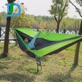 Openlucht draagt Ultralight Beste het Kamperen Hangende Hangmat