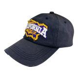 Gorra de béisbol caliente de la venta con la insignia grande Bbnw31