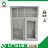 강화 유리 (WJ-UPVC-W15)를 가진 UPVC 여닫이 창 Windows