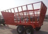 بروز حبة نقل مزرعة مقطورة مع منفعة دبابة