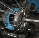 Máquina da trança da mangueira do metal do fio de aço