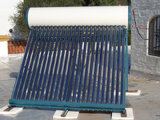 Verwarmer van het Water van Thermosyphon van de niet-druk de Zonne