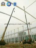 Projet dans l'atelier de structure métallique de l'Autriche