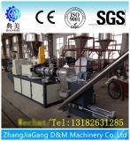 Granulado de plástico de PVC que hace la máquina