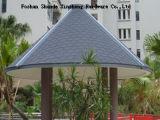 Asphalt-Dach-Schindeln
