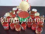 Pasta de tomate em conserva