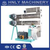 machine de développement de moulin de boulette de l'alimentation des animaux 1tpd