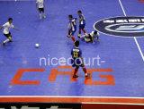 Echada de Futsal del azulejo de la corte de Futsal para el profesional y el uso aficionado
