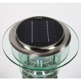 3W High Brightness LED Solar Lamp voor Garden Use