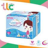 Hohe Absorptions-weibliche Hygiene-gesundheitliche Auflage