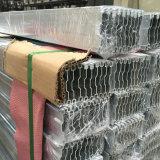 Штанга штрангя-прессовани/прессовала алюминиевый профиль для механически частей