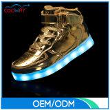 مصنع بالجملة عالة [لد] حذاء رياضة مع [كمبتيتف] سعر