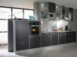 Cabina de cocina de madera superficial de la melamina