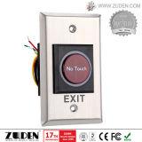 Sistema del control de acceso de RFID con control de acceso de la puerta