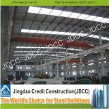 Structures métalliques de grue de grande envergure