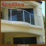 Balaustra dell'acciaio inossidabile per il balcone esterno e dell'interno (SJ-X1003)