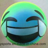 9 بوصة زاهية [بفك] قابل للنفخ لعبة كرة يشبع طباعة كرة