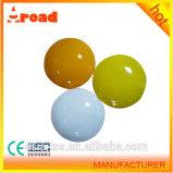 Espárrago de cerámica reflexivo durable del camino de la seguridad de tráfico