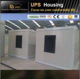 Casa rápida del envase de los 20FT que ensambla para el dormitorio de trabajo con con los recursos del cuarto de baño