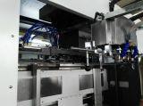 Gewölbter Karton-Kasten-stempelschneidene und faltende Maschine