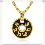 De Tegenhanger van het Roestvrij staal van de Juwelen van de Manier van de Toebehoren van de manier (NK1133)