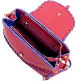 Borse in linea della spalla delle migliori borse di cuoio delle donne sulle borse del cuoio di sconto di vendita Nizza