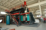 Máquina 3000L del moldeo por insuflación de aire comprimido del tanque de agua del objeto semitrabajado del HDPE