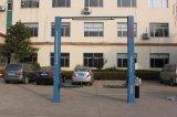 подъем двойного столба подъема 2 автомобиля цилиндра 3.2t гидровлический автоматический