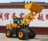 Maquinaria de construção carregador de cubeta de 5 toneladas