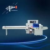 Máquina de embalagem automatizada elétrica de limpeza da máquina de embalagem do interruptor de pano