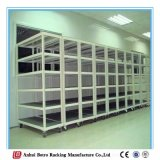 Сверхмощный блок DIY Shelving Shelving 4-Shelf заклепки 5 Boltless хранения слоев шкафа Shelving