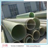 Tubo agua-agua del tratamiento de la basura de la alcantarilla de la fibra de vidrio FRP de GRP