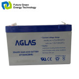 batteria acida al piombo sigillata ricaricabile del sistema di alimentazione di emergenza 6V10ah