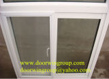 Finestra di scivolamento di alluminio della rottura termica con la finestra scivolante di Electri dei ciechi di vetro ambientale incorporato di vetratura doppia