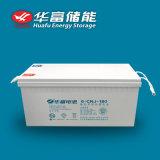 bateria profunda da potência solar do ciclo do gel de 12V 180ah