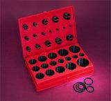 Uitrusting van het Assortiment van de O-ring Mertic van het silicone de Rubber