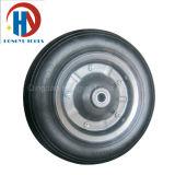Rubber/PU 거품 바퀴 무덤 또는 손수레 타이어