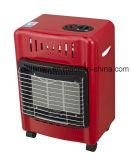 Calefator de gás móvel com o queimador cerâmico Sn13-Bf da eficiência de 3plate Hight